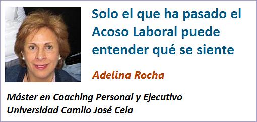 Entrevistas a víctimas de Acoso laboral