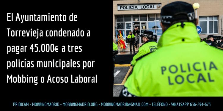 Ayuntamiento condenado por acoso laboral